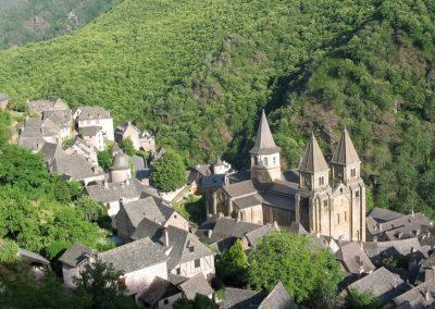 Conques-Village